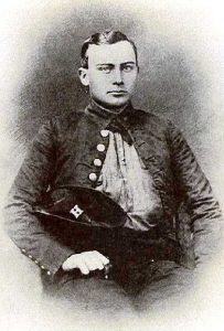 1861 Photograph of Pvt. Sam Watkins, Co. H, 1st Tennessee Regiment, C.S.A.