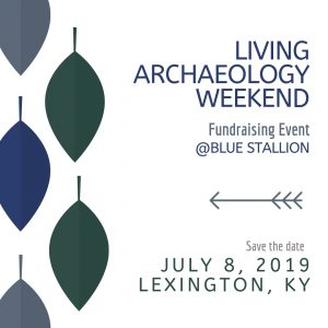 Blue Stallion Mission Monday : Living Archaeology Weekend @ Blue Stallion Brewing Co.
